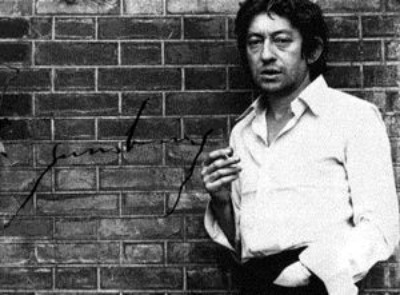Serge Gainsbourg pochette Melody Nelson