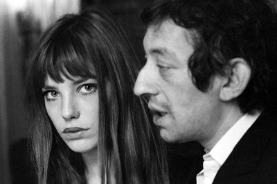 Couple Gainsbourg Birkin